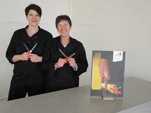 Nicole und Grazyna©Die Tomate - finger-food-catering